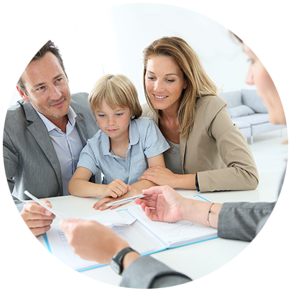 Family Solicitor that comes to you